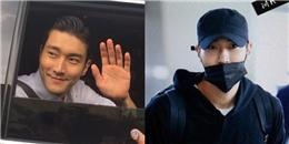 Siwon xuất hiện rạng rỡ, hào hứng chào fan trước giờ lên đường sang Việt Nam