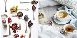'Sống ảo' với muôn kiểu trà hoa giúp giảm cân thần tốc