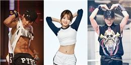 10 Idol Kpop sở hữu thân hình bốc lửa khi thực hiện vũ đạo trên sân khấu
