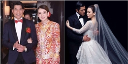 Sắp sửa đón con đầu lòng, Quách Phú Thành mua nhà trăm tỷ tặng vợ