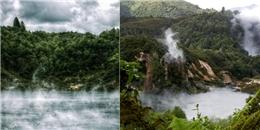 Đây là một trong những hồ nước 'nóng bỏng' và nguy hiểm nhất thế giới