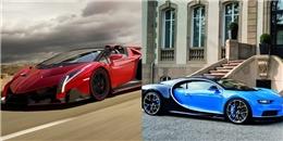Cùng chiêm ngưỡng 10 mẫu siêu xe đắt nhất hành tinh