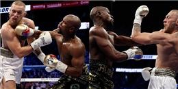 Floyd Mayweather hạ knock-out 'gã điên' MMA trong trận đấu tỉ đô