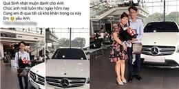 'Vợ nhà người ta': Tặng siêu xe hơn 2 tỷ cho chồng vì tình yêu 7 năm