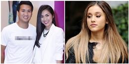 Tăng Thanh Hà an ủi, động viên em chồng sau vụ Ariana Grande bỏ show