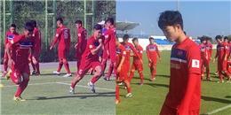 Tập luyện cật lực, thầy trò HLV Hữu Thắng quyết tâm giành vàng SEA Games 29