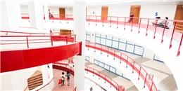 Sinh viên NEU đang cực kỳ tự hào về 'Toà nhà thế kỷ' đẹp nhất nhì Việt Nam