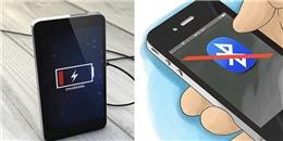 Bí kíp đơn giản giúp bạn sạc pin iPhone nhanh và đỡ hao pin bất ngờ