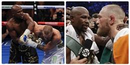 McGregor: 'Anh ta mạnh hơn tôi tưởng rất nhiều', Mayweather: 'Tôi đã chọn đúng người cho vũ điệu cuối cùng'