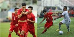 Phong tỏa được Công Phượng, U22 Đông Timor vẫn thua thảm U22 Việt Nam