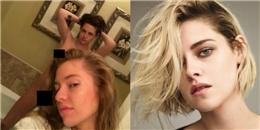 Sốc khi hàng loạt 'ảnh nóng' của Kristen Stewart bị phát tán trên mạng