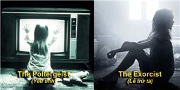 Những bộ phim đi kèm với những lời nguyền rủa thảm khốc trong đời thực