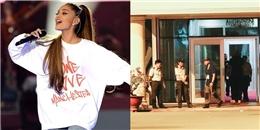 Ariana Grande rời Việt Nam một cách bí ẩn bằng cửa Vip