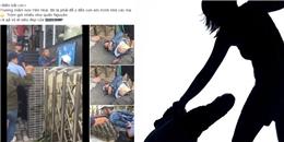 Sự thật vụ nam thanh niên bị đánh giữa phố ở Hà Nội vì nghi bắt cóc