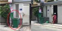 TP.HCM: Bàng hoàng phát hiện thi thể bé gái sơ sinh trong thùng rác