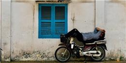Nhọc nhằn những giấc ngủ trưa giữa nắng nôi, khói bụi Sài Gòn