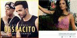 Despacito chính thức trở thành MV đầu tiên trên thế giới đạt 3 tỷ view
