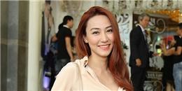 Ngân Khánh rạng ngời cùng dàn sao dự đám cưới Lê Phương