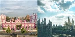 Đẹp ngây ngất những ngôi trường chẳng thua gì cung điện tại Việt Nam