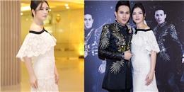 Lý Nhã Kỳ diện váy 2 tỉ đồng dự dạ tiệc sinh nhật 'khủng' của Nguyên Vũ