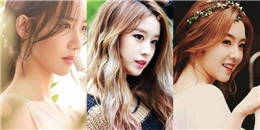 'Soi từng milimét' góc nghiêng 'thần thánh' của loạt mĩ nhân xứ Hàn