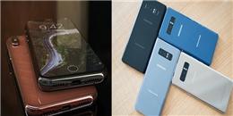 iPhone 8 và Samsung Note 8 ai sẽ chiến thắng trong cuộc đua công nghệ cuối năm?