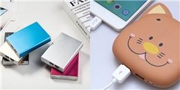 Lưu ý cần thiết khi mua pin sạc điện thoại dự phòng để không 'tiền mất tật mang'