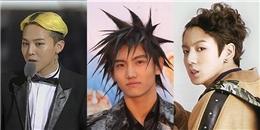 """""""Cười té ghế"""" với muôn kiểu tóc độc đáo """"khó đỡ"""" của các idol Kpop"""