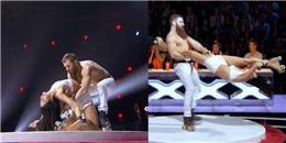 """American's Got Talent: Lại thêm một màn biểu diễn khiến BGK """"đau hết cả tim gan"""""""