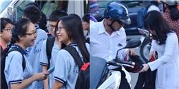 Chùm ảnh: Học sinh tại TP.HCM nô nức trong ngày tựu trường sớm 'tiền khai giảng'