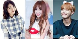 Sở hữu đôi mắt tinh tường nhưng ông trùm JYP cũng đã lỡ đánh rơi 7 idol tài năng