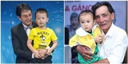 Những sao nam Việt làm cha ở tuổi