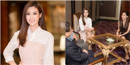 Đỗ Mỹ Linh được BTC Hoa hậu Việt Nam 2016