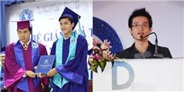 Từng đậu 2-3 trường ĐH danh tiếng, nhiều sao Việt khiến fans 'nở mũi'