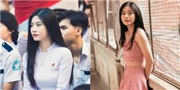 Nữ sinh gây bão MXH vì mặc áo dài trắng quá xinh: 'Áo dài vẫn là trang phục đẹp nhất của con gái Việt'