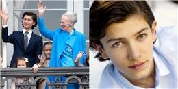 Hàng loạt thiếu nữ 'mất ngủ' vì vẻ điển trai rất hoàng gia của Hoàng tử Đan Mạch