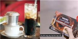 Biết bao nhiêu hương vị cà phê, cà phê rang xay vẫn là chất nhất