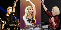 11 idol Kpop thể hiện khả năng chơi nhạc sành sỏi không kém các DJ chuyên nghiệp