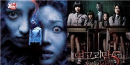 7 phim kinh dị học đường Hàn Quốc khiến sinh viên hết dám ở lại trường một mình