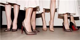 5 cách bảo đảm đi giày cao gót vừa đẹp lại không bị đau chân