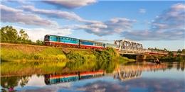 'Dấu ấn Việt Nam': Đi dọc dải đất hình chữ S trên những chuyến tàu hỏa