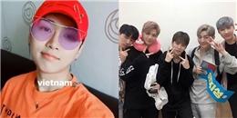 'Một mẩu' Produce 101 cùng nhà với Kang Daniel bỗng xuất hiện giữa lòng Hà Nội