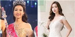 Hoa hậu Mỹ Linh thay đổi nhan sắc thế nào sau một năm đăng quang?