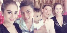 Lâm Khánh Chi đưa chồng sắp cưới kém 8 tuổi về thăm 'tình cũ'