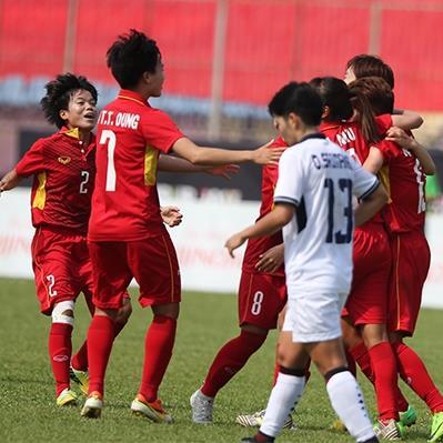 Hòa đáng tiếc, tuyển nữ Việt Nam lỡ cơ hội đăng quang tại SEA Games 29