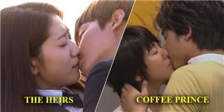 """Những cảnh cưỡng hôn táo bạo nhất màn ảnh Hàn không thua gì """"50 sắc thái"""""""