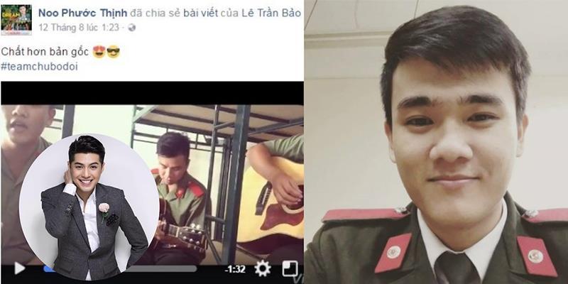 9x này là ai mà Noo Phước Thịnh phải khen ngợi hát quá chất?