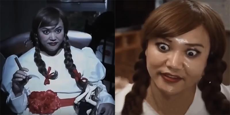 Cười té xỉu: Không phải Annabelle, đây mới chính là búp bê đáng sợ nhất thế giới