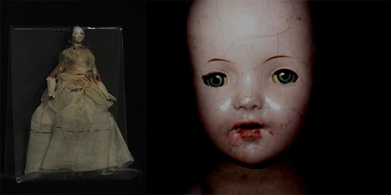 Annabelle đã là gì, búp bê ma ám ngoài đời thực còn ghê rợn gấp mấy lần