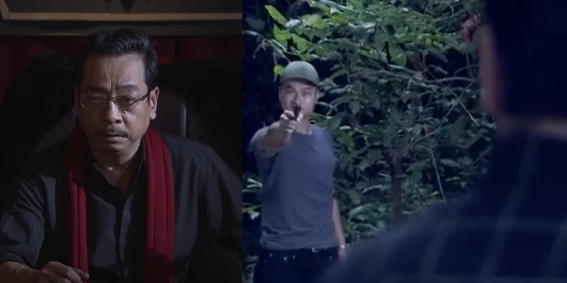 """Người phán xử tập 38: Phan Quân đối đầu Hoàng Mặt Sắt: """"Vĩnh biệt ông trùm"""""""